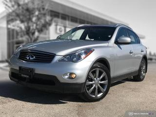 Used 2015 Infiniti QX50 AWD 4dr Mint Condition! Leather! for sale in Winnipeg, MB