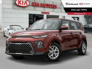 New 2021 Kia Soul EX *Heated Steering Wheel! for sale in Winnipeg, MB