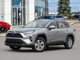 New 2021 Toyota RAV4 XLE for sale in Winnipeg, MB