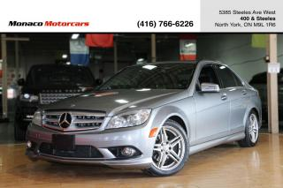 Used 2010 Mercedes-Benz C-Class C250 4MATIC - LEATHER|BLUETOOTH|HEATED SEATS for sale in North York, ON