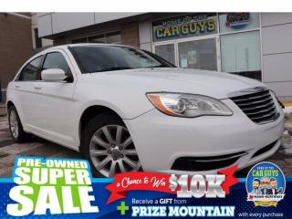 Used 2014 Chrysler 200 LX | Cruise Control, Bucket Seats. for sale in Prince Albert, SK