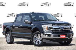 Used 2018 Ford F-150 XLT ONE OWNER | 301A | 5.0L V8 | SYNC CONNECT for sale in Kitchener, ON