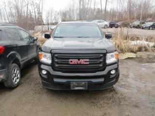 Used 2018 GMC Canyon 4WD All Terrain w/Cloth for sale in North Bay, ON
