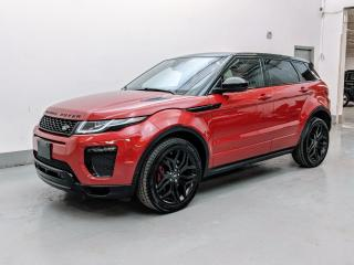 Used 2018 Land Rover Evoque 5 Door HSE Dynamic for sale in Toronto, ON