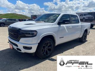 New 2021 RAM 1500 LIMITED l 12'' SCREEN l PANO ROOF l NAV for sale in New Hamburg, ON