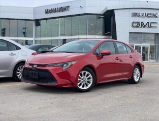 Used 2020 Toyota Corolla LE Upgrade Package  | Heated Seats | Bluetooth | for sale in Winnipeg, MB