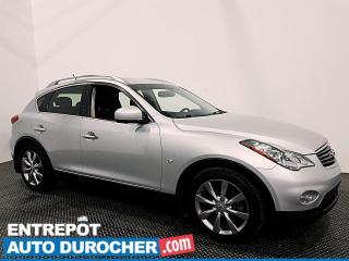 Used 2015 Infiniti QX50 AWD TOIT OUVRANT - A/C - Sièges Chauffants - CUIR for sale in Laval, QC