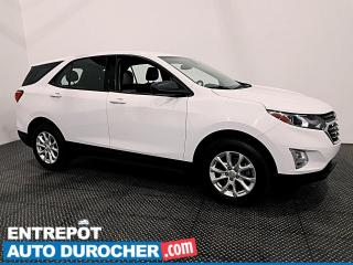 Used 2018 Chevrolet Equinox LS AWD AUTOMATIQUE - A/C - SIÈGES CHAUFFANTS for sale in Laval, QC