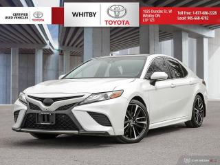 Used 2018 Toyota Camry XSE for sale in Whitby, ON