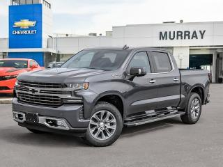 New 2021 Chevrolet Silverado 1500 High Country for sale in Winnipeg, MB
