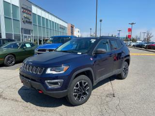 New 2021 Jeep Compass Trailhawk Elite for sale in Pickering, ON