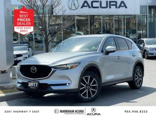 Used 2017 Mazda CX-5 GT AWD at for sale in Markham, ON