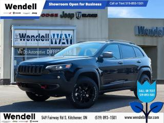 New 2021 Jeep Cherokee Trailhawk Elite | Adaptive Cruise | Vented Seats for sale in Kitchener, ON