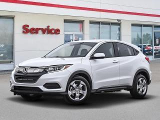 New 2021 Honda HR-V LX for sale in Brandon, MB