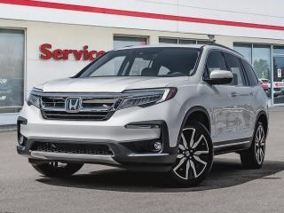 New 2021 Honda Pilot Touring 8 Passenger for sale in Brandon, MB