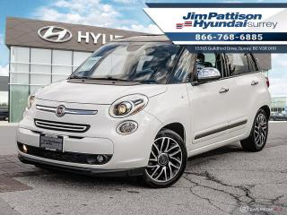 Used 2014 Fiat 500 L Lounge for sale in Surrey, BC