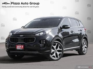 Used 2017 Kia Sportage SX Turbo | LOADED | LOW KMS | NAV | ROOF for sale in Richmond Hill, ON