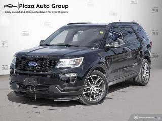 Used 2018 Ford Explorer SPORT for sale in Orillia, ON