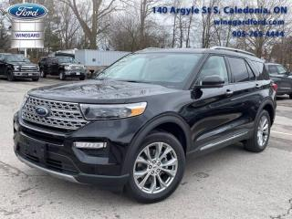 New 2021 Ford Explorer LIMITED for sale in Caledonia, ON