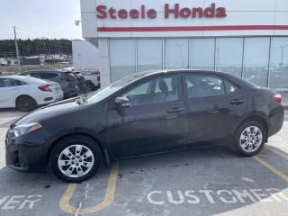Used 2014 Toyota Corolla S for sale in St. John's, NL