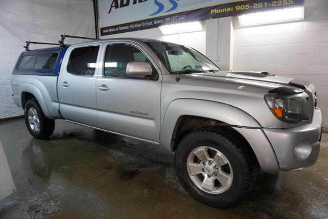 2010 Toyota Tacoma TRD-OFF ROAD V6 4x4 CERTIFIED 2YR WARRANTY CAMERA CRUISE TOW HITCH