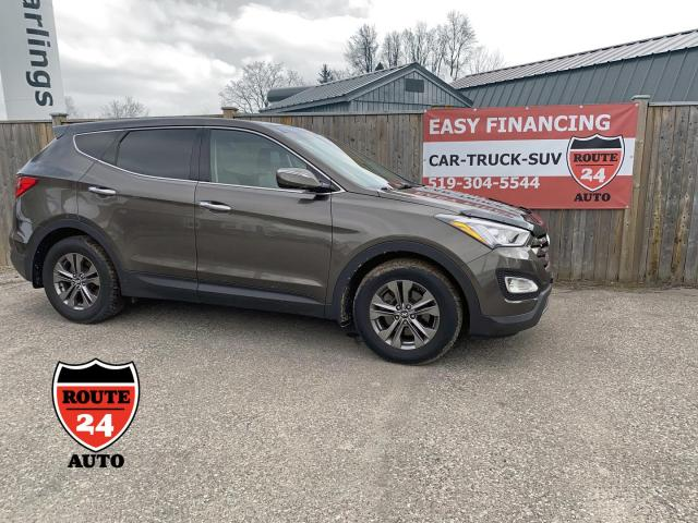 2013 Hyundai Santa Fe Sport 2.4 AWD Leather, sunroof