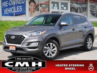 Used 2020 Hyundai Tucson Preferred  CAM LANE-KEEP HTD-S/W 17-AL for sale in St. Catharines, ON