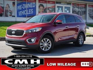 Used 2017 Kia Sorento LX  AWD PARK-SENS BLUETOOTH HTD-SEATS 17-AL for sale in St. Catharines, ON