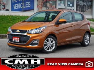 Used 2020 Chevrolet Spark LT  CAM APPLE-CARPLAY S/W-AUDIO 15-AL for sale in St. Catharines, ON