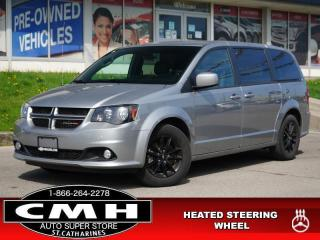 Used 2020 Dodge Grand Caravan GT  CAM LEATH HTD-S/W P/SLIDERS 17-AL for sale in St. Catharines, ON