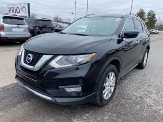 Used 2017 Nissan Rogue SV AWD for sale in Ottawa, ON