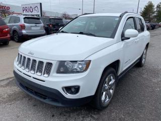 Used 2015 Jeep Compass High Altitude for sale in Ottawa, ON