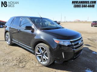 Used 2013 Ford Edge SPORT  - Sunroof - Navigation - Alloy Wheels for sale in Paradise Hill, SK