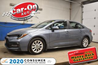 Used 2020 Toyota Corolla SE UPGRADE | SUNROOF | ALLOYS for sale in Ottawa, ON