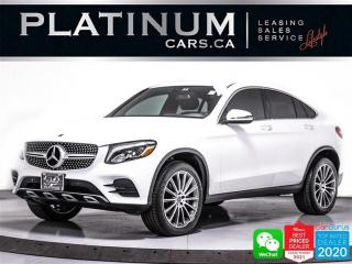 Used 2019 Mercedes-Benz GL-Class GLC300 4MATIC, COUPE, AMG PKG, NAV, SUNROOF for sale in Toronto, ON