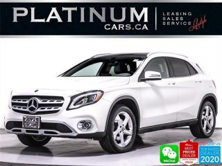 Used 2018 Mercedes-Benz GLA GLA250 4MATIC, AWD, NAV, PANO, CAM, APPLE/ANDRIOD for sale in Toronto, ON