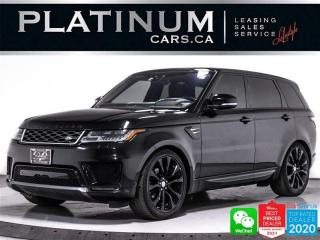 Used 2018 Land Rover Range Rover Sport HSE Td6,NAVI,360CAM,PANO,HUD,HEATED SEATS,MERIDIAN for sale in Toronto, ON