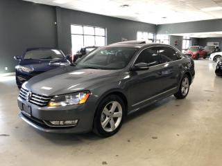 Used 2013 Volkswagen Passat TDI*COMFORTLINE*CERTIFIED* for sale in North York, ON