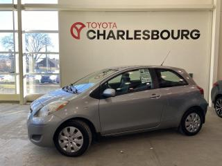 Used 2010 Toyota Yaris CE - Automatique - Bas KM!! - Hayon for sale in Québec, QC