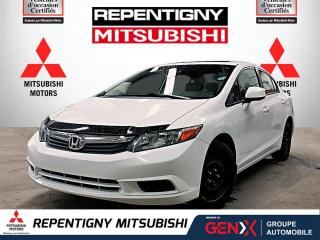 Used 2012 Honda Civic EX for sale in Repentigny, QC