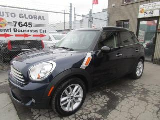 Used 2012 MINI Cooper Countryman Traction avant, 4 portes for sale in Montréal, QC