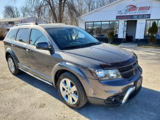 Used 2014 Dodge Journey Crossroad for sale in Barrie, ON