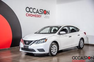 Used 2016 Nissan Sentra 1.8S+REG DE VITESSE+GROUPE ELECTRIQUE for sale in Laval, QC