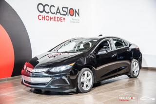 Used 2018 Chevrolet Volt LT+VOLANT/SIEGES CHAUFFANTS+CAMERA DE RECUL for sale in Laval, QC