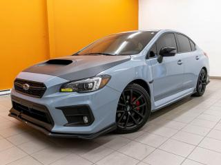 Used 2019 Subaru WRX *RAIU EDITION* SEULEMENT 100 CANADA  ALERTES *NAV* for sale in St-Jérôme, QC