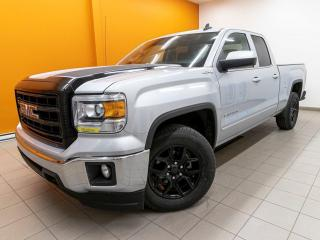 Used 2015 GMC Sierra 1500 SLE 4X4 CAMÉRA BLUETOOTH *GR. REMORQUAGE* for sale in St-Jérôme, QC
