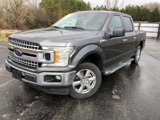 Used 2019 Ford F-150 XLT XTR CREW 2WD for sale in Cayuga, ON