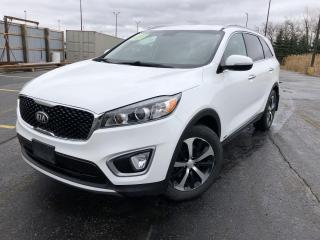 Used 2017 Kia Sorento EX AWD for sale in Cayuga, ON