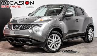Used 2011 Nissan Juke SV Manuel+Garantie 1 AN for sale in Boisbriand, QC