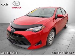 Used 2017 Toyota Corolla BAS KM for sale in Rouyn-Noranda, QC